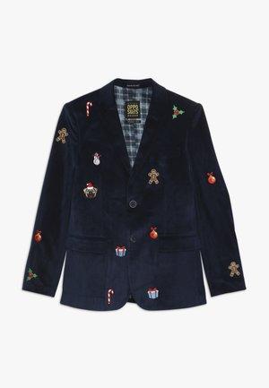 TEENS X-MAS ICONS - Suit jacket - navy