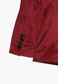 OppoSuits - TEENS DINNER JACKET - Suit jacket - burgundy - 2