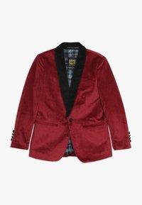 OppoSuits - TEENS DINNER JACKET - Suit jacket - burgundy - 0