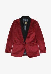 OppoSuits - TEENS DINNER JACKET - Suit jacket - burgundy - 4