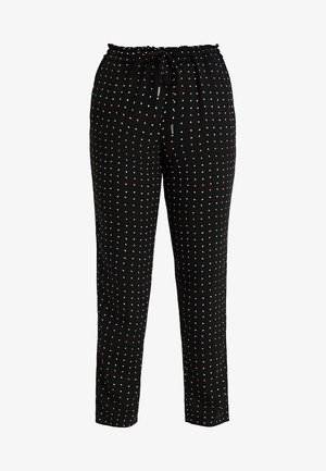 ONYMICHELLE PANTS - Broek - black