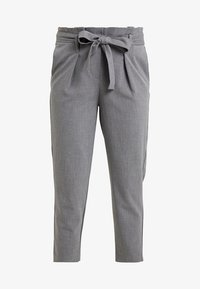 ONLY Petite - ONLNICOLE PANTS - Trousers - light grey - 3