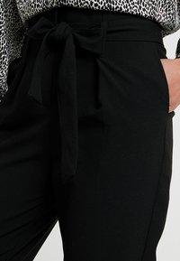 ONLY Petite - ONLNICOLE PANTS - Bukser - black - 5