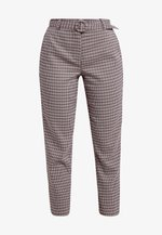 ONLISAK PANT - Trousers - decadent chocolate