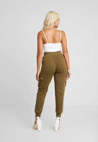 ONLY Petite - ONLESME LONG PANTS - Tracksuit bottoms - beech - 3