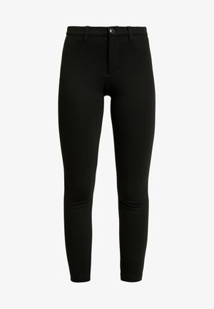 ONLEVIE ANKLE SOLID - Legging - black