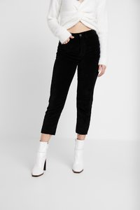 ONLY Petite - ONLEMILY GLOBAL - Trousers - black - 0