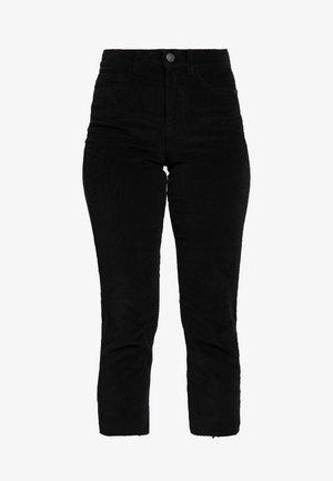 ONLEMILY GLOBAL - Trousers - black