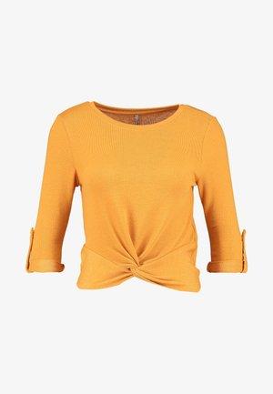 ONLTINNA - Jumper - golden yellow
