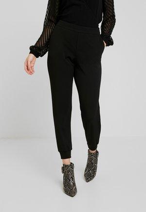 ONLADELE-ROCKY PANTS - Pantalon classique - black