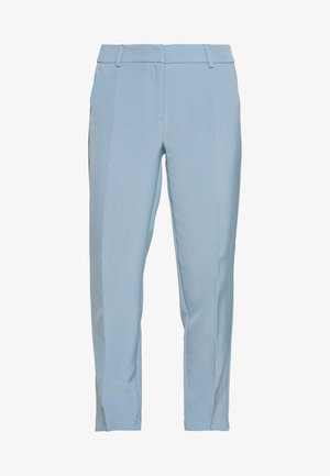 ONLVILDA ASTRID CIGARETTE PANT - Pantalon classique - faded denim