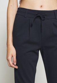 ONLY Petite - ONLPOPTRASH EASY COLOUR PANT PETIT - Pantalon classique - night sky - 5