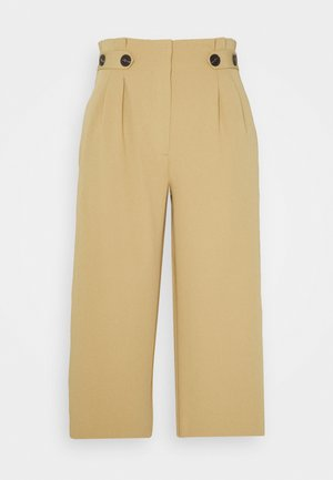 ONLTHEIA JOURNEY LIFE CULOTT - Trousers - iced coffee