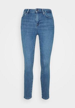 ONLPOWER PUSH UP  - Skinny džíny - blue denim