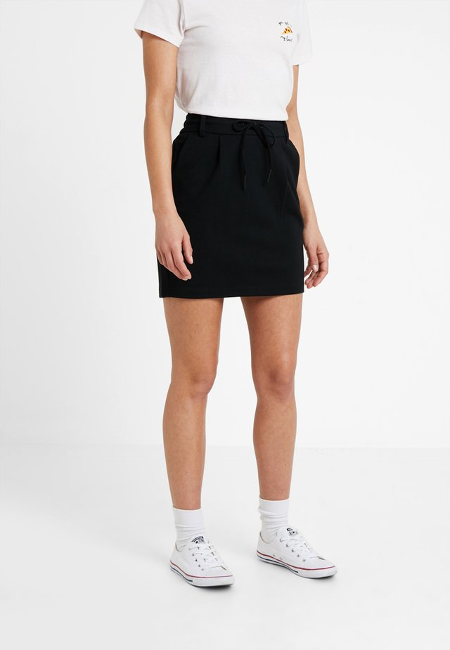 ONLPOPTRASH EASY SKIRT  - Minijupe - black