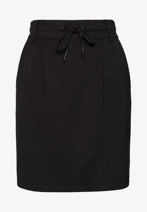 ONLPOPTRASH EASY SKIRT - Mini skirt - black
