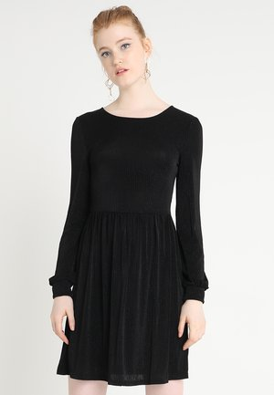 ONLCOSMO DRESS - Day dress - black