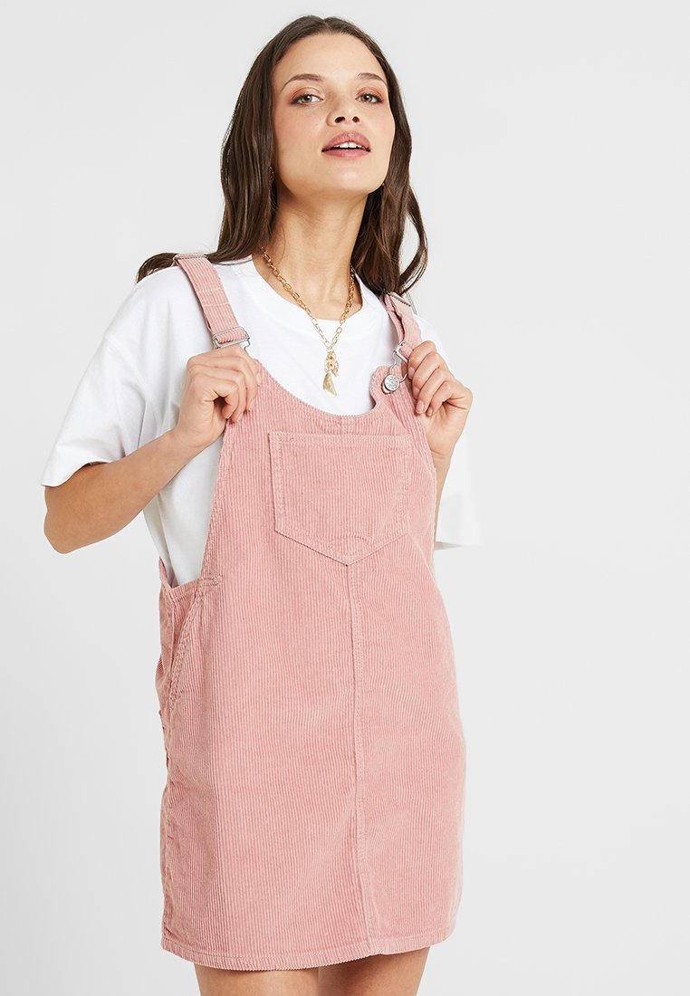 ONLY Petite - ONLTOUCH UP OVERALL - Freizeitkleid - old rose