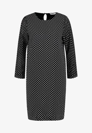 ONLFPAIGE LIFE ABOVE KNEE DRESS - Korte jurk - black