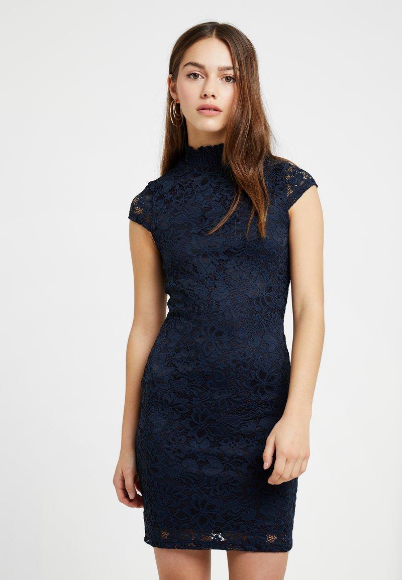 ONLY Petite - ONLALBA BODYCON DRESS - Denní šaty - night sky