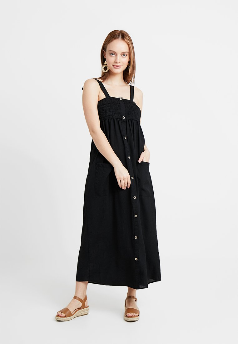 ONLY Petite - ONLSATURN MAXI DRESS - Maxikleid - black