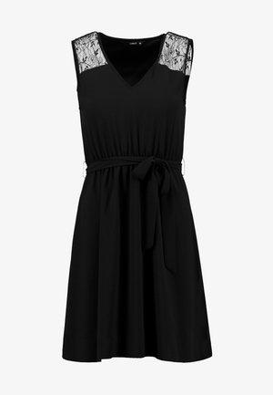 ONLARIANA DRESS - Robe d'été - black