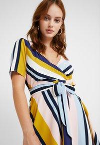 ONLY Petite - ONLDONNA FIXED WRAP DRESS - Vestito estivo - strawberry cream - 3