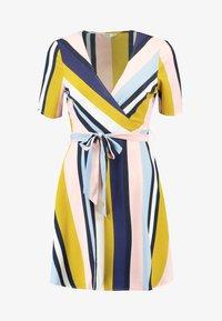 ONLY Petite - ONLDONNA FIXED WRAP DRESS - Vestito estivo - strawberry cream - 4