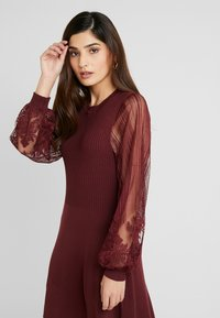 ONLY Petite - ONLLACEY DRESS - Jumper dress - tawny port - 4