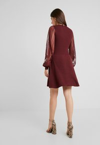 ONLY Petite - ONLLACEY DRESS - Jumper dress - tawny port - 3