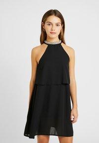 ONLY Petite - ONLGLORIA DRESS - Kjole - black - 0