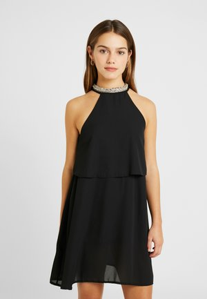 ONLGLORIA DRESS - Denní šaty - black