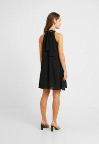ONLY Petite - ONLGLORIA DRESS - Kjole - black - 3