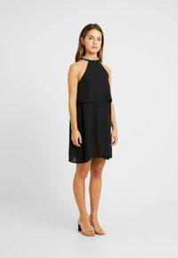 ONLY Petite - ONLGLORIA DRESS - Kjole - black - 2
