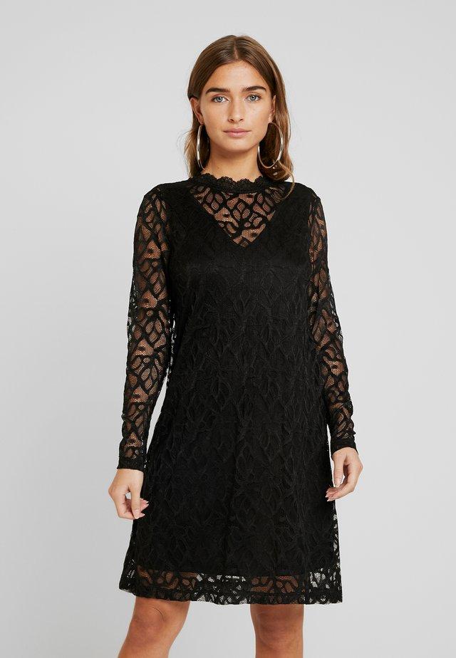ONLDORA DRESS - Robe d'été - black