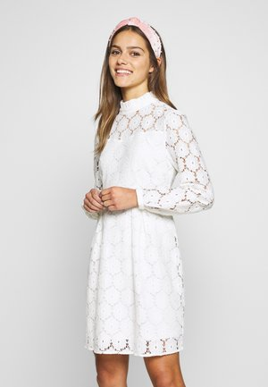 ONLNORA SHORT DRESS - Robe de soirée - cloud dancer