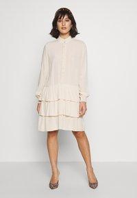 ONLY Petite - ONLTHEA DRESS - Kjole - pink tint - 0