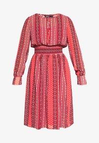 ONLY Petite - ONLWILLOW  DRESS WVN - Denní šaty - bittersweet - 4
