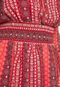 ONLY Petite - ONLWILLOW  DRESS WVN - Denní šaty - bittersweet - 5