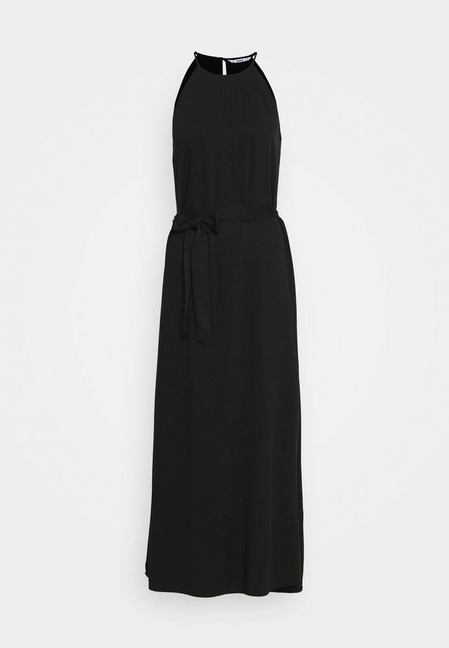 ONLALMA LIFE LONG DRESS - Maxi šaty - black