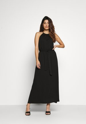 ONLALMA LIFE LONG DRESS - Maxikjole - black