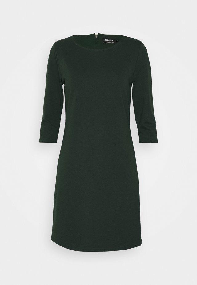 ONLBRILLIANT DRESS - Sukienka z dżerseju - pine grove