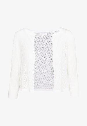 ONLCHLOE BOLERO  - Cardigan - cloud dancer