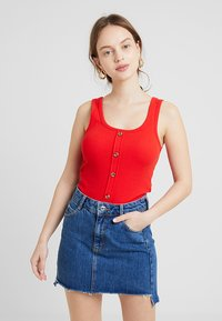 ONLY Petite - ONYLABELLA - Top - flame scarlet - 0