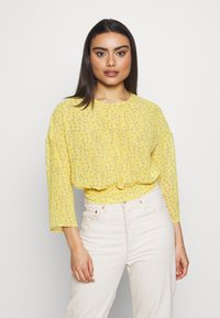 ONLY Petite - ONLSUNNY BLOUSE  - Blouse - misted yellow - 2