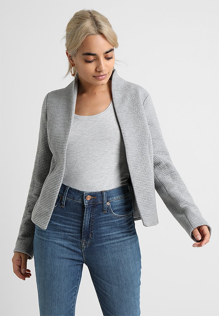 ONLY Petite - ONLLINK RICKS - Blazer - light grey melange