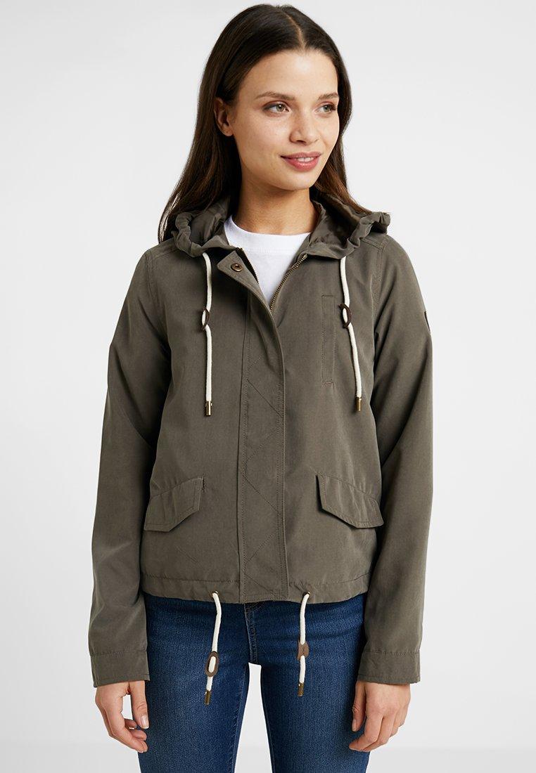 ONLY Petite - ONLNEW SKYLAR SPRING JACKET - Summer jacket - khaki