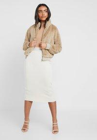 ONLY Petite - ONLAURA PETIT  - Zimní bunda - beige - 1