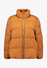 ONLY Petite - ONLNINA QUILTED JACKET - Talvitakki - toasted coconut - 4