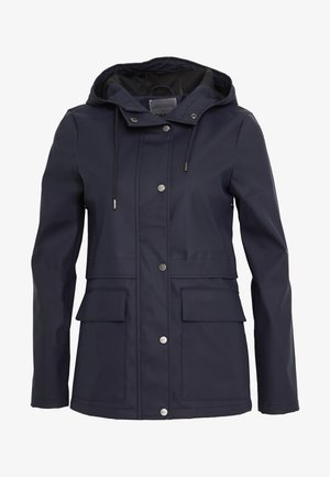 ONLTRAIN SHORT RAINCOAT - Parka - night sky